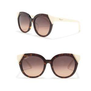 NEW AUTHENTIC Salvatore Ferragamo 53mm Sunglasses